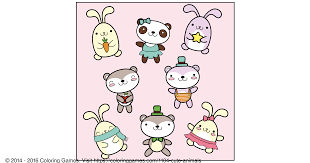 cute animals coloring games and coloring pages