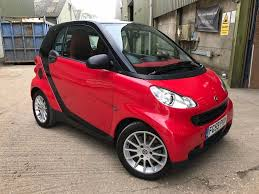 2009 59 smart car 1 0 mhd passion 23 010 miles in hook