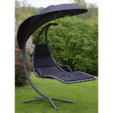 Lounge Swing Chair Charles Bentley Garden Helicopter Patio Swing Chair Seat Lounge