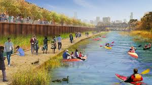 City Of Chicago Zoning Map City Approves Big Changes To Chicago River U0027s North Branch District