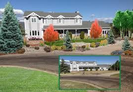 colorado springs landscape design golden leaf landscapes