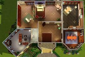 french chateau floor plans mod the sims modern french chateau 3br