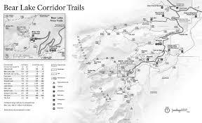 Rocky Mountain Map File Nps Rocky Mountain Bear Lake Winter Map Jpg Wikimedia Commons
