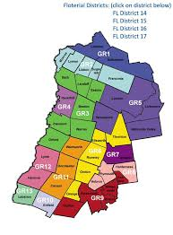 Florida House Districts Map Nh House Of Representatives County Map Lfda Live Free Or Die