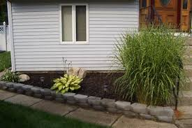 Pea Gravel Front Yard - show me your backyards please