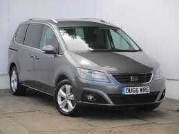 used seat alhambra manual for sale motors co uk