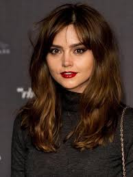 doctor who hairstyles jenna louise coleman aka doctor who s clara oswald pretty or sexy