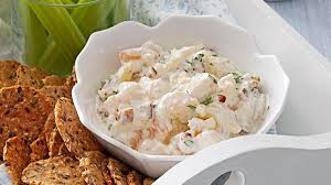 pineapple shrimp spread recipe taste of home