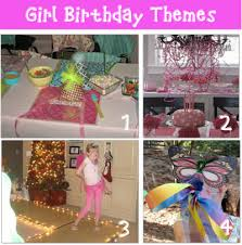 girl birthday themes girl birthday party themes tip junkie
