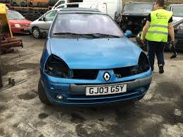 2003 renault clio dynamique dci manual diesel for parts only