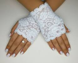 37 best wedding lace gloves images on pinterest wedding lace