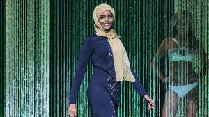 contestant in miss minnesota usa beauty pageant wore a burkini and