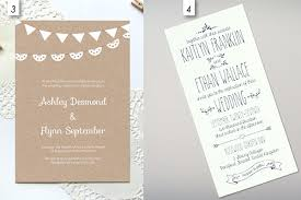 wedding invitation exle 12 editable templates for wedding invitations everafterguide