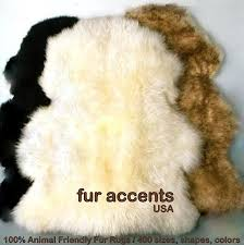 bold ideas faux rugs interesting design how to make a diy faux fur