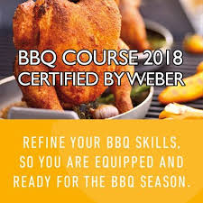 cuisine weber bbq course certified by weber saturday 7th of april 2018 bbq