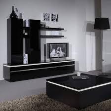 Wohnzimmer Junges Wohnen Wohnzimmer Hängeschrank Libre In Schwarz Wohnen De
