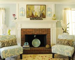 fireplace decorating ideas brick fireplace decorating ideas houzz
