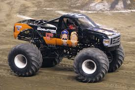 monster trucks shows bob and tom show brown monster trucks wiki fandom powered by