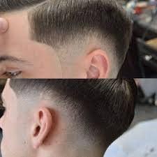 difference between tapered and straight haircut taper fade haircut for men