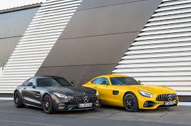 mercedes amg extensively upgrades amg gt family more sports cars