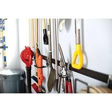 Rubbermaid Garage Organization System - rubbermaid fasttrack garage storage system tool hanging kit