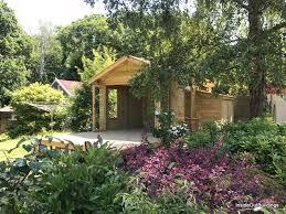Gardens With Summer Houses - bespoke timber summer houses in devon