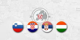Flag Of Serbia Meet The European Wordpress Communities U2013 Slovenia Croatia