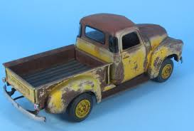 rusty pickup truck my rusty pickup wright field scale modelers