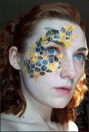22 best face painting steampunk images on pinterest body