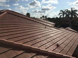 Cement Roof Tiles 6 300 Sq Ft Tile Roof Replacement Miami General Contractor
