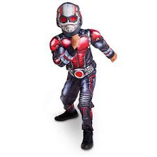 Light Halloween Costumes Disney Store Ant Man Antman Deluxe Halloween Costume Light