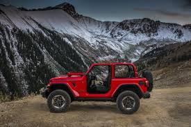 jeep lights on top 2018 jl jeep wrangler gets an early reveal on halloween