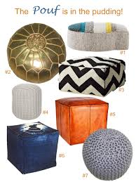 what pouf is it an ottoman footstool side table
