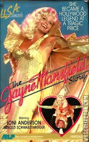Jane Mansfield The Jayne Mansfield Story Vhscollector Com Your Analog