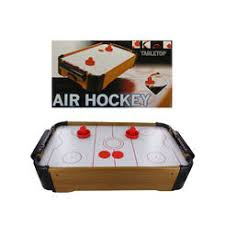 Table Top Hockey Game Air Hockey Tables Hockey Game Tables Kmart