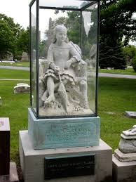 cemetery statues haunted cemetery statues in the united states