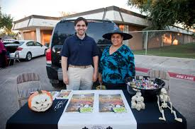 parks and rec halloween it was fun for the entire family at the mission high trunk
