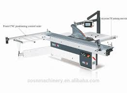 woodworking machinery make the furniture precision panel saw cnc