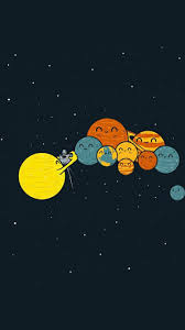sun and planets group picture tap to see more funny homescreen