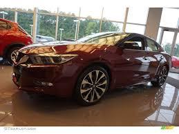 nissan maxima bordeaux black 2016 coulis red nissan maxima sr 106363232 gtcarlot com car