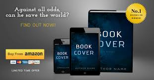 how to make 3d book cover mockups for book marketing and for