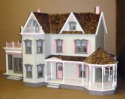 04 Fs 152 Victorian Barbie by House Plan