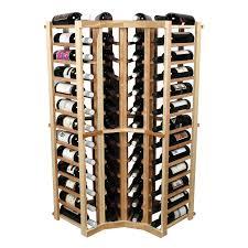 corner wine rack ideas u2014 home design ideas