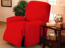 Red Sofa Slipcovers 2 Seater Sofa 100 Cotton Furniture Slipcovers Ebay