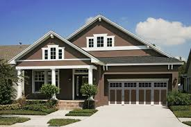 view in gallery exterior paint colours for a red brick house