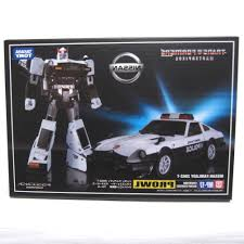 nissan fairlady 280z fairlady tomy transformers masterpiece mp 17 prowl takara nissan