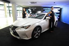 rcf lexus grey lexus rc 350 u0026 rc f coupe launch in malaysia autobuzz my youtube