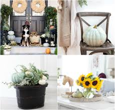 Sites For Home Decor The Inspiration Gallery Fall Front Porch Heirloom Pumpkin Diy