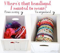 headband organizer scrapbuster headband organizer ecbloom