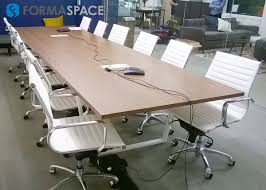 Contemporary Conference Table Why Is Eco Friendly Office Furniture Important Formaspace